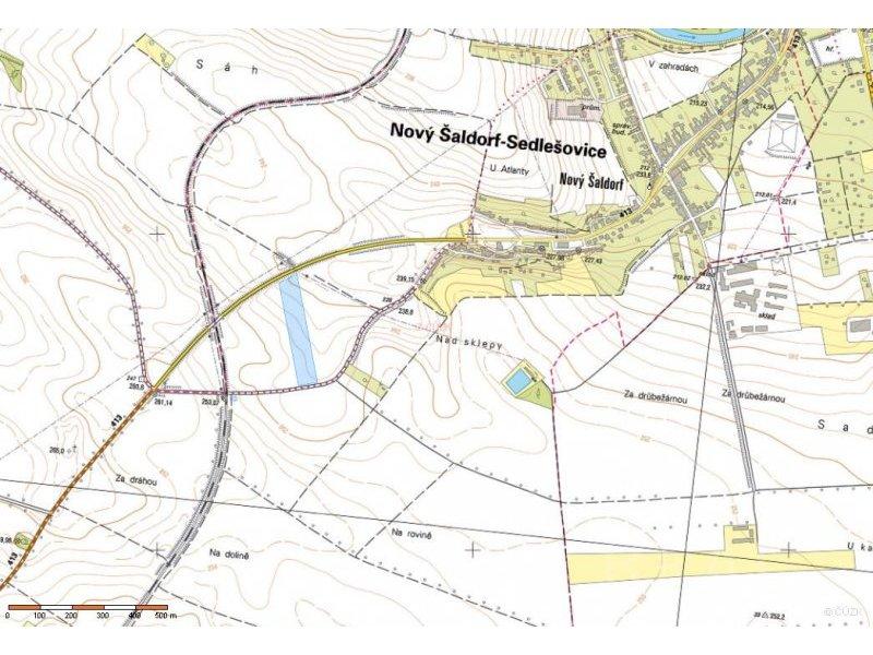 Nový Šaldorf-Sedlešovice