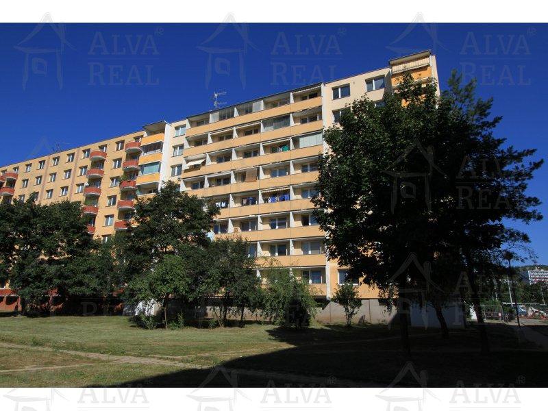 Byt v OV 1+1 v Brně - Židenicích, ul. Svatoplukova s lodžií, celková plocha bytu 32,9 m2      Brno
