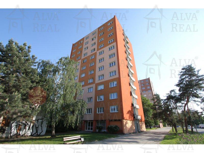 Garsonka ul. Veletržní, 19 m2, s výhledem na Špilberk |  | Brno
