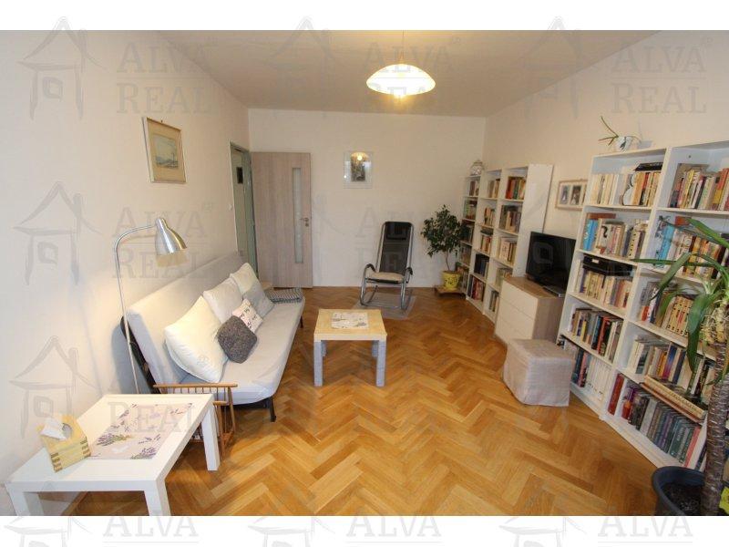 Prodej cihlového bytu 3+1 v Řečkovicích v OV, 2. patro, celková výměra bytu 72,26 m2.