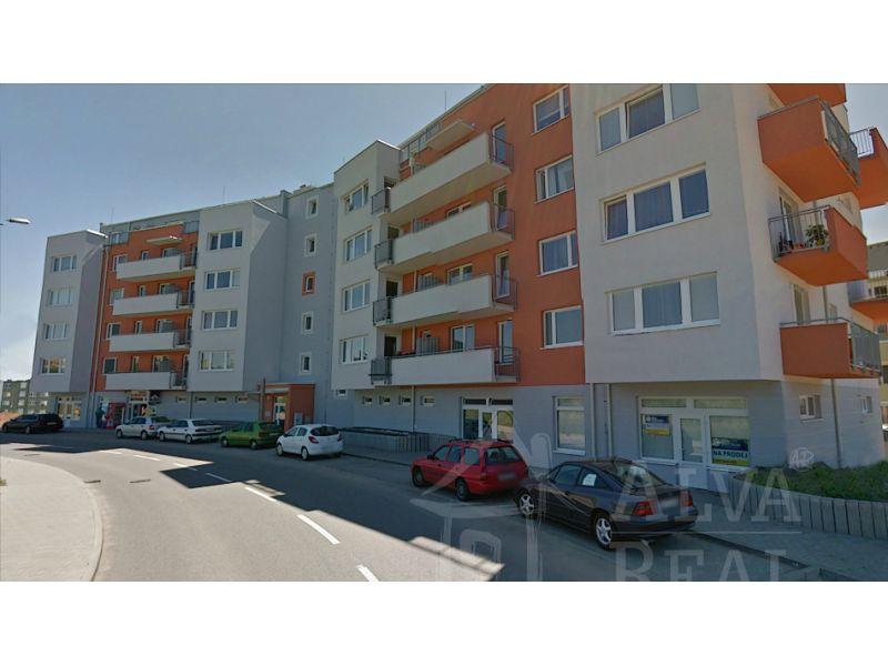 Dlouhodobý pronájem bytu 2+kk Kamechy, ul. Říčanská. Novostavba, CP 52 m2. Volný od 1. 8. 2019.