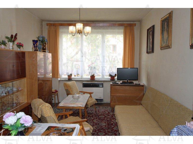 Prodej cihlového bytu 2+1 v krásném klidném prostředí obce Zbýšov u Brna.