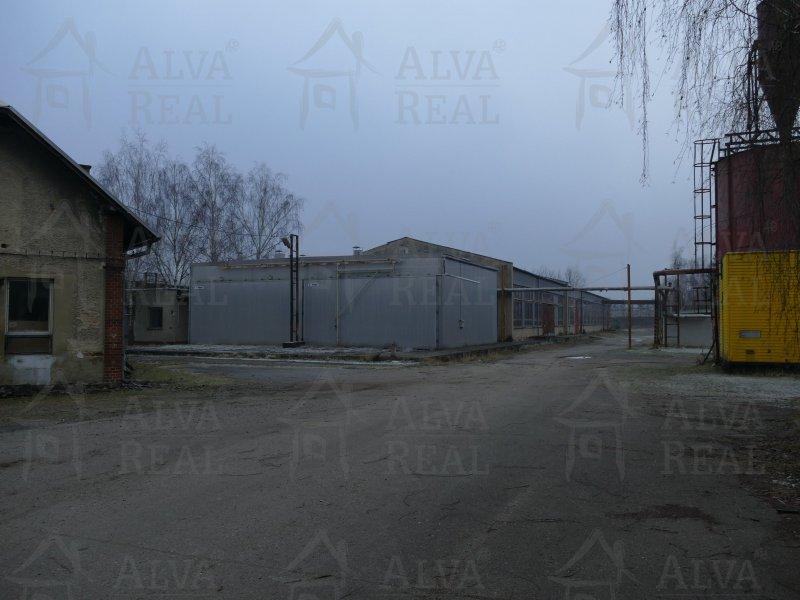 Pronájem skladových prostoru 1.100 m2 v okr. Blansko.