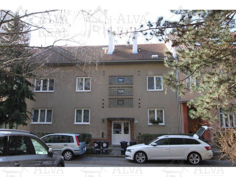 Cihlový byt v OV 2+1 v Židenicích, ul. Šaumannova, 2. patro s balkonem, výměra 65,57 m2