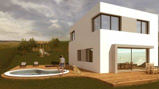 Prodej pozemků k výstavbě 3 rodinných domů - Veverská Bítýška